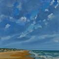 Summer Tides  by Eugenie B Fein