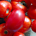 Summer Tomatoes by Heather S Huston