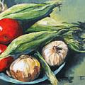 Summer Vegetables  by Torrie Smiley