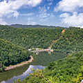 Summer View At Lovers Leap by Mary Almond