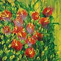 Summer's Bloom by Connie Leah Fantilanan