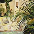 Summers Lounge by Michelle Winnie