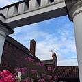 Summertime In An English Garden, Luton by Susan Hendrich