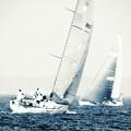 Summertime Race 1 by Alan Hausenflock