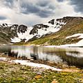 Summit Lake Study 3 by Robert Meyers-Lussier