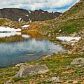 Summit Lake Study 5 by Robert Meyers-Lussier