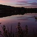 Summit Lake Sunset II  by Tim Fitzwater