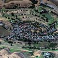Summitpointe Golf Club Golf Course Aerial by David Oppenheimer