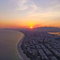 Sumset Rio De Janeiro by Victor Aune