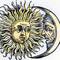 Sun And Moon, 1493 by Granger