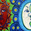 Sun And Moon by Genevieve Esson