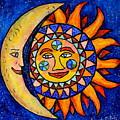 Sun And Moon by Riccardo Maffioli