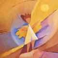 Sun Angel by Lutz Baar