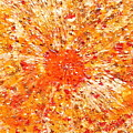 Sun Burst by Dawn Hough Sebaugh