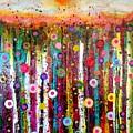 Sun Bursts by Dana  Garner