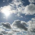 Sun Clouds by Joshua Sunday