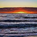 Sun-down by Douglas Barnard