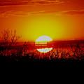 Sun Down by Karen Scovill