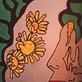 Sun Flower Conection by Marcela Hessari