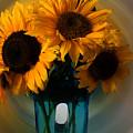 Sun Flower Joy  by Colette V Hera  Guggenheim
