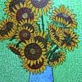 Sun Flowers  by Teos' Art