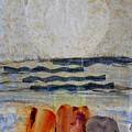 Sun Fog Rocks by Patricia Bigelow