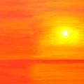 Sun Glow II by Sula Chance
