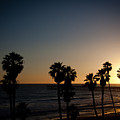 Sun Going Down In California by Ralf Kaiser