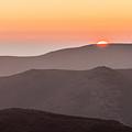 Sun Is Almost Gone by Alexander Fedin