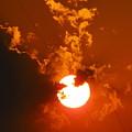 Sun On Fire by Gerald Kloss