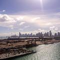 Sun Over Miami by Raymel Garcia