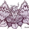 Sun Phoenix Flower Of Flame by ClockWork Rockawn