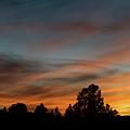 Sun Pillar Sunset by Jason Coward