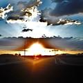 Sun-plosion... by Paul Whitney