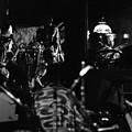 Sun Ra Arkestra At The Red Garter 1970 Nyc 1 by Lee Santa