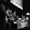 Sun Ra Arkestra At The Red Garter 1970 Nyc 10 by Lee Santa