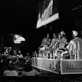Sun Ra Arkestra At The Red Garter 1970 Nyc 13 by Lee Santa