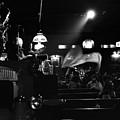 Sun Ra Arkestra At The Red Garter 1970 Nyc 17 by Lee Santa