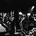 Sun Ra Arkestra At The Red Garter 1970 Nyc 2 by Lee Santa