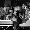 Sun Ra Arkestra At The Red Garter 1970 Nyc 36 by Lee Santa