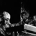 Sun Ra Arkestra At The Red Garter 1970 Nyc 7 by Lee Santa