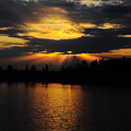 Sun Rays Over Solivita by Lyle  Huisken