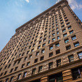 Sun Reflection On The Flatiron Building  by Alissa Beth Photography