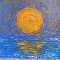 Sun Sea And Sand by Ricklene Wren