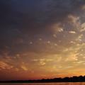 Sun Settles On Connecticut by Karol Livote