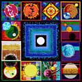 Sun Spots by John Lautermilch