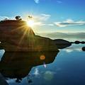 Sun Star Mirror by Jamie Pham