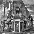 Sun Studio B W The Rock N Roll Birthing Place Memphis Tennessee Art by Reid Callaway