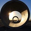 Sun Tunnel Warp Up by David Andersen