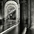 Sunbeam Inside The Church by Roberto Pagani